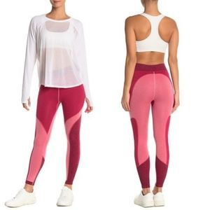 NWT Free People High Rise Pop Life Leggins
